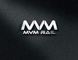 #80 for Design a Logo for MVM Rail by kh10