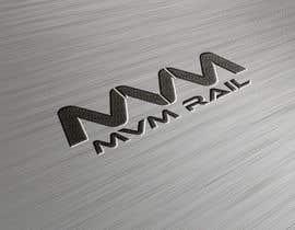 #81 for Design a Logo for MVM Rail by kh10