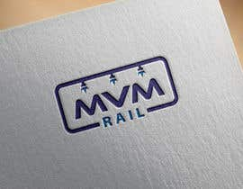 #33 for Design a Logo for MVM Rail by wastrah
