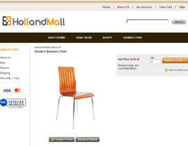 #83 para Logo Design for HollandMall por facebooklikes007