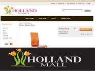 Logo Design for HollandMall için Graphic Design16 No.lu Yarışma Girdisi