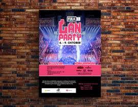 #18 for Make a poster for a LAN party af banhthesanh