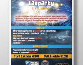 #22 for Make a poster for a LAN party af shamil2008