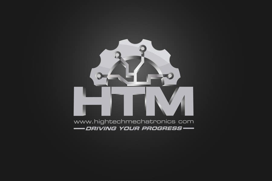 #80 for Logo Design for High Tech Mechatronics (HTM) by marcopollolx