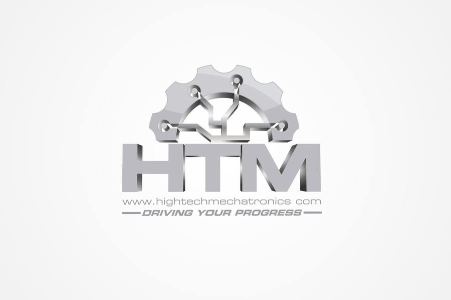 #81 for Logo Design for High Tech Mechatronics (HTM) by marcopollolx