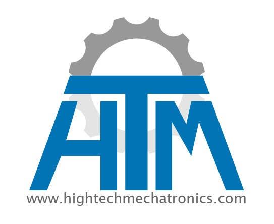 Inscrição nº                                         43                                      do Concurso para                                         Logo Design for High Tech Mechatronics (HTM)