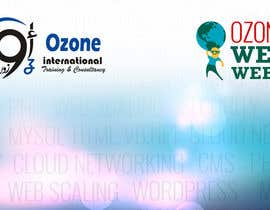 hsnz tarafından Graphic Design for a training company (specific event (Ozone web week)) için no 15