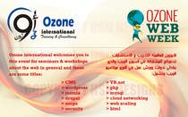 Contest Entry #14 for Graphic Design for a training company (specific event (Ozone web week))