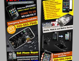 #13 para Graphic Design Flyer for Fix A Phone por creationz2011