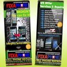 Contest Entry #21 for Graphic Design Flyer for Fix A Phone