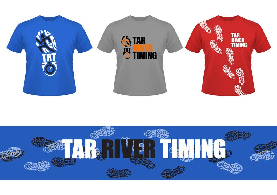 Inscrição nº                                         115                                      do Concurso para                                         Logo Design for Tar River Timing