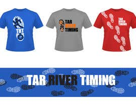 nº 115 pour Logo Design for Tar River Timing par benpics