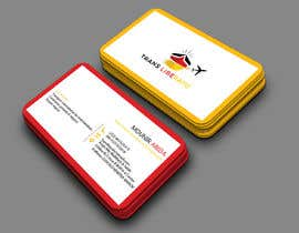#93 for Design a Business Cards using this logo and information :1 af Habib2858
