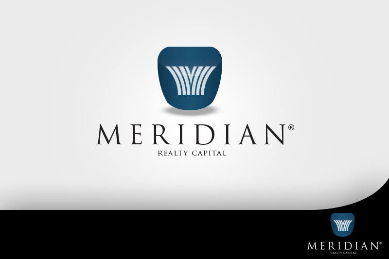 Kilpailutyö #437 kilpailussa Logo Design for Meridian Realty Capital