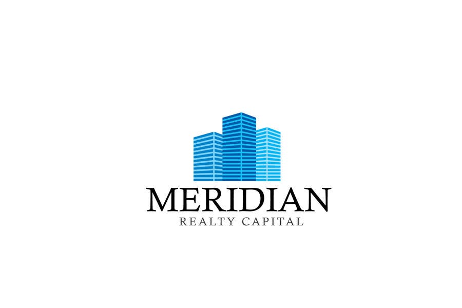 #545 for Logo Design for Meridian Realty Capital by Hasanath