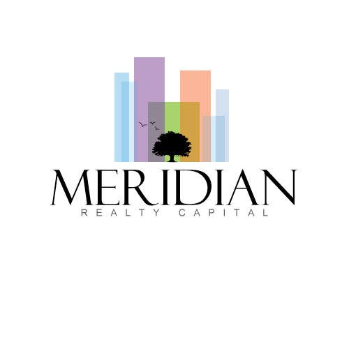 #535 for Logo Design for Meridian Realty Capital by SteveReinhart