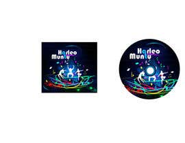 nº 25 pour CD cover Design for Herléo Muntu par nIDEAgfx