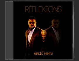 #5 for CD cover Design for Herléo Muntu af sarah07