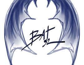 #17 for BAT52 logo  for a Surfboard af tizianafruiu