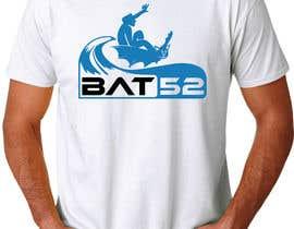 #11 for BAT52 logo  for a Surfboard af AWAIS0