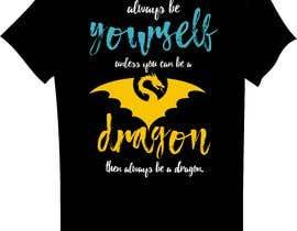 #39 cho Design T-shirt: Always be yourself... bởi rabin610