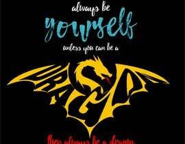 #50 cho Design T-shirt: Always be yourself... bởi rabin610