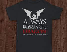 #20 cho Design T-shirt: Always be yourself... bởi libertBencomo