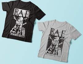 Exer1976 tarafından Design a T-Shirt: BAE Best Aunt Ever için no 48