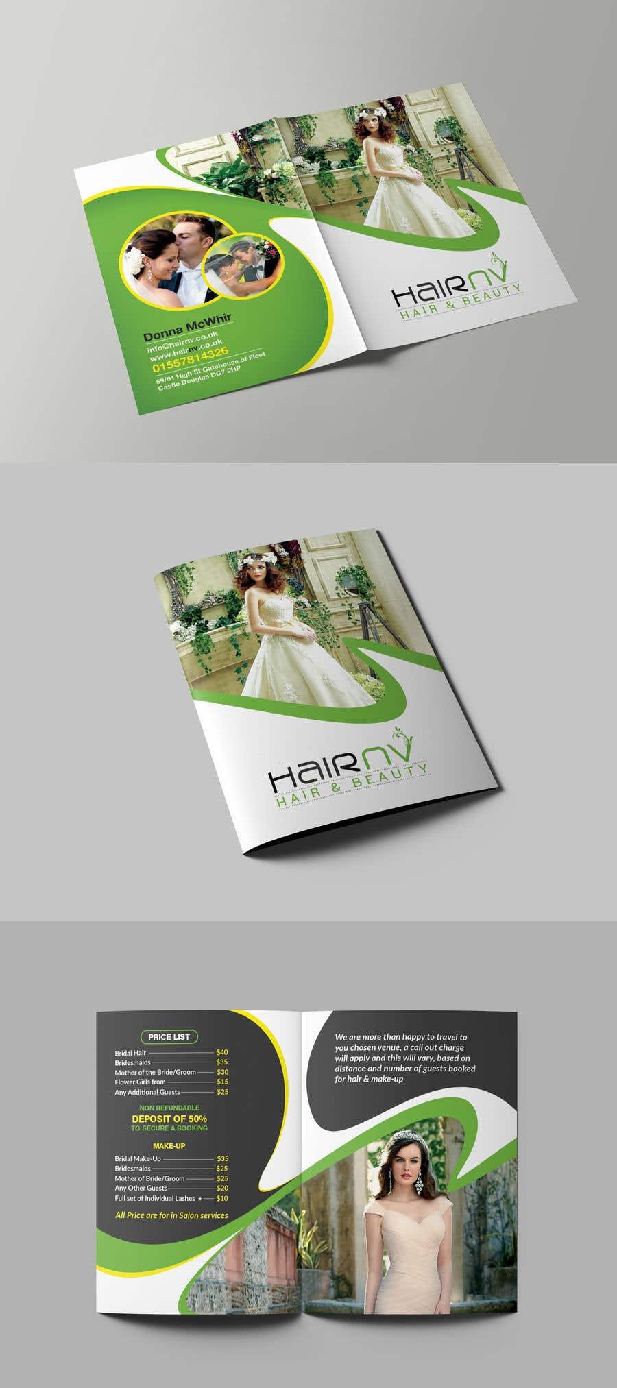 Kilpailutyö #15 kilpailussa Design a Mini Brochure