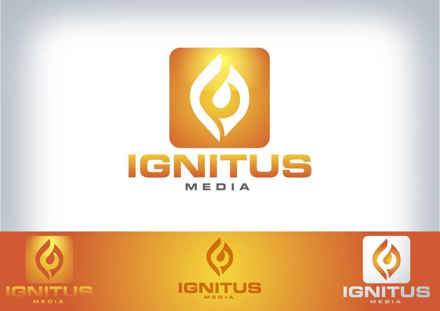 Konkurrenceindlæg #404 for Logo Design for ignitusmedia.