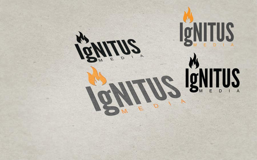 Contest Entry #90 for Logo Design for ignitusmedia.