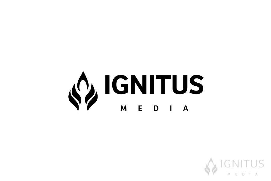 Contest Entry #190 for Logo Design for ignitusmedia.