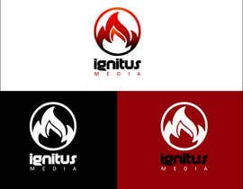 #410 for Logo Design for ignitusmedia. af ejazasghar