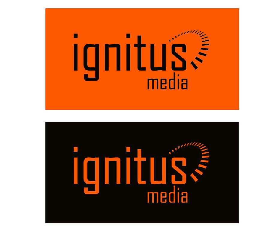 Konkurrenceindlæg #465 for Logo Design for ignitusmedia.