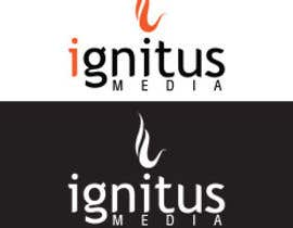 #311 para Logo Design for ignitusmedia. por KreativeAgency