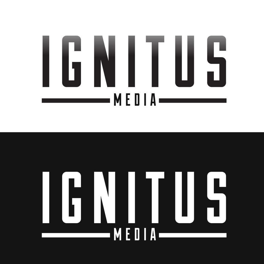 #18 for Logo Design for ignitusmedia. by chadshears