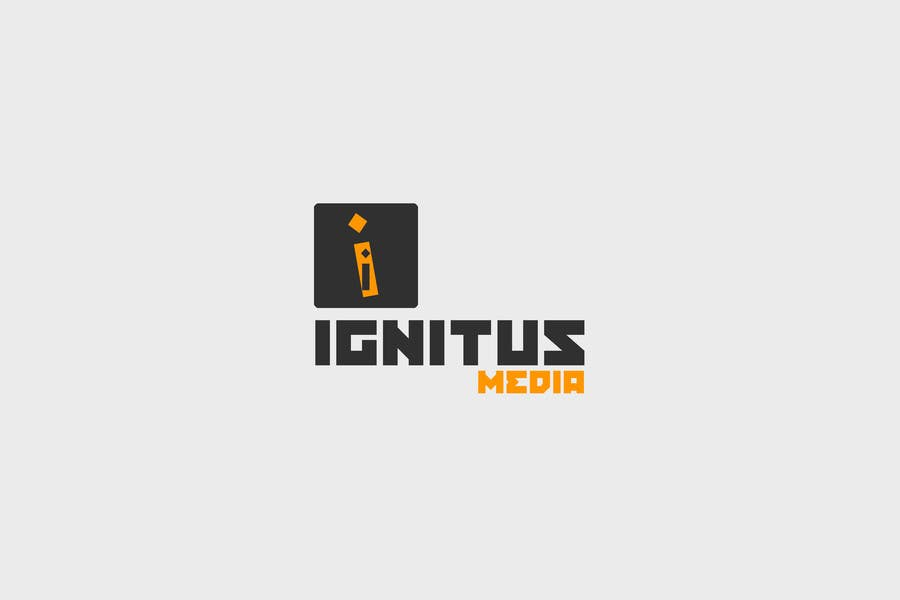 Logo Design Contest Entry #68 for Logo Design for ignitusmedia.