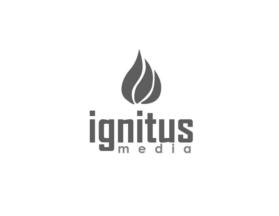 Logo Design Contest Entry #447 for Logo Design for ignitusmedia.