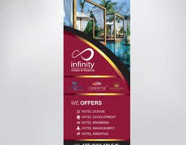 #43 for Infinity Stand Banner by ssandaruwan84