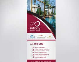 #44 for Infinity Stand Banner by ssandaruwan84