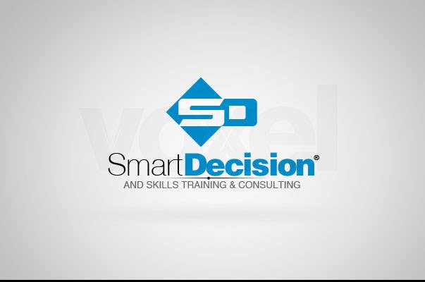 #16 for Logo Design for Smart Decision and Skills Training & Consulting by VoxelDesign