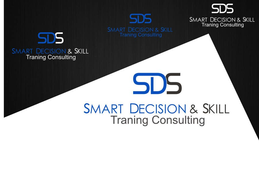 #12 for Logo Design for Smart Decision and Skills Training & Consulting by ezra66