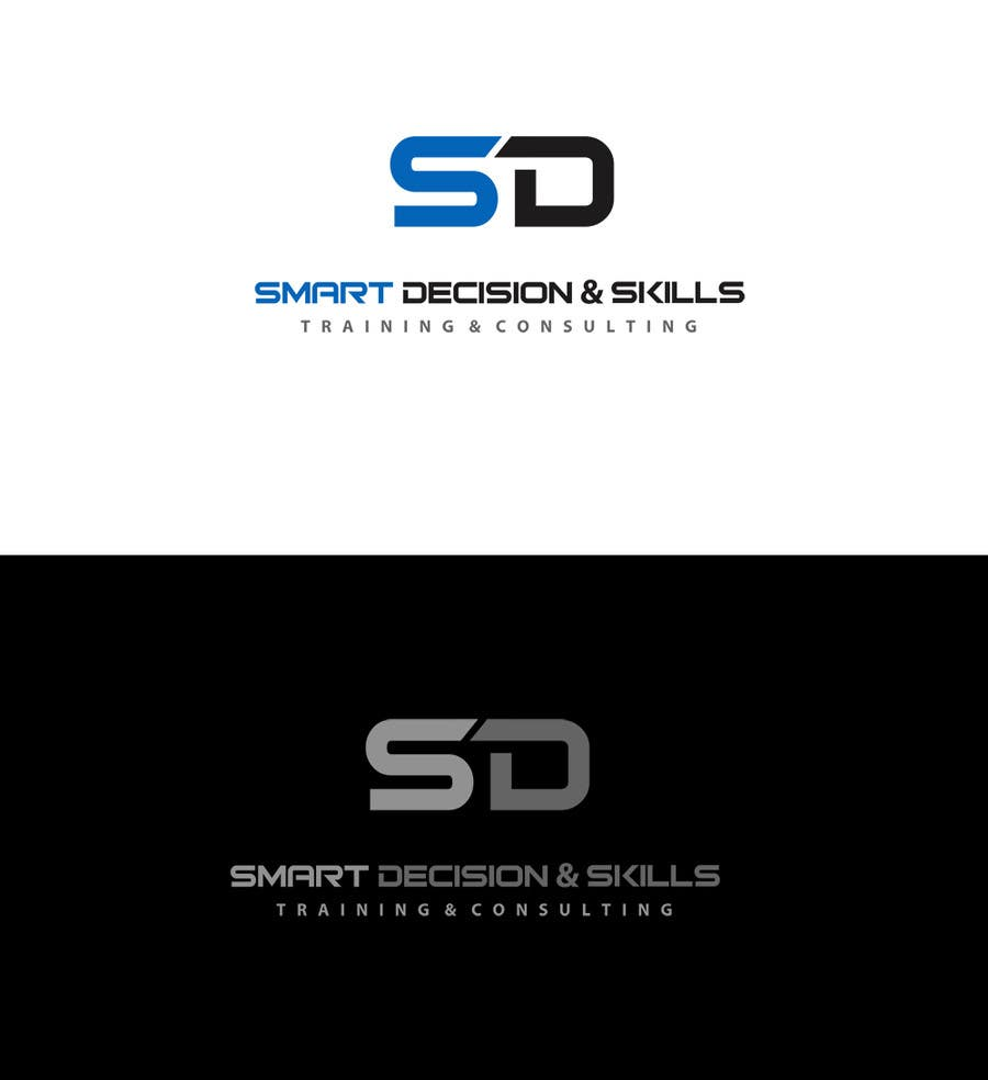 #11 for Logo Design for Smart Decision and Skills Training & Consulting by gfxbucket
