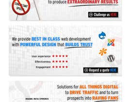 #18 cho Banner Ad Design for Ocho Digital Inc. bởi efegepe