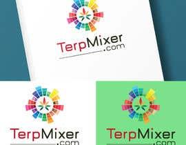 #304 untuk Logo for TerpMixer oleh mohammedahmed82