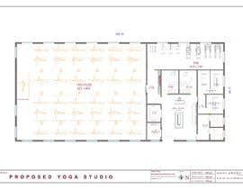 Nro 6 kilpailuun Design a yoga studio käyttäjältä NODEarchitects1