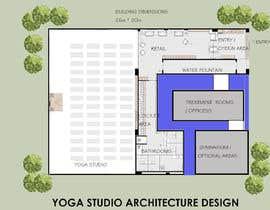 Nro 5 kilpailuun Design a yoga studio käyttäjältä Arkhitekton007
