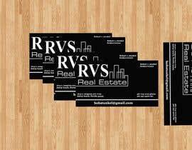 #5 para Design some Business Cards for real estate company por fgggg