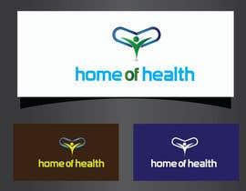 #49 untuk Design a Logo for Home of Health oleh blueeyes00099