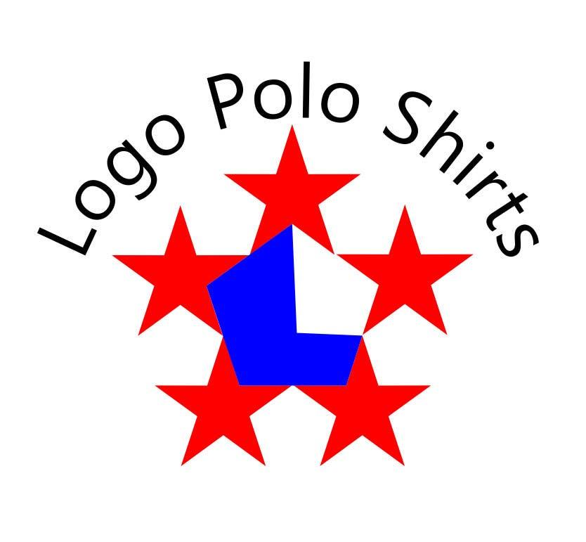 Participación en el concurso Nro.                                        555                                      para                                         Logo Design for Logo Polo Shirts